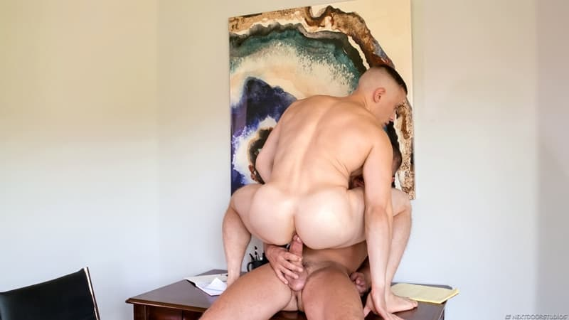 Men for Men Blog Darin-Silvers-Dante-Martin-huge-hard-cock-sucking-anal-rimming-ass-fucking-NextDoorStudios-012-gay-porn-pictures-gallery Darin Silvers pounding him with his huge hard cock as Dante Martin takes every inch willingly Next Door World