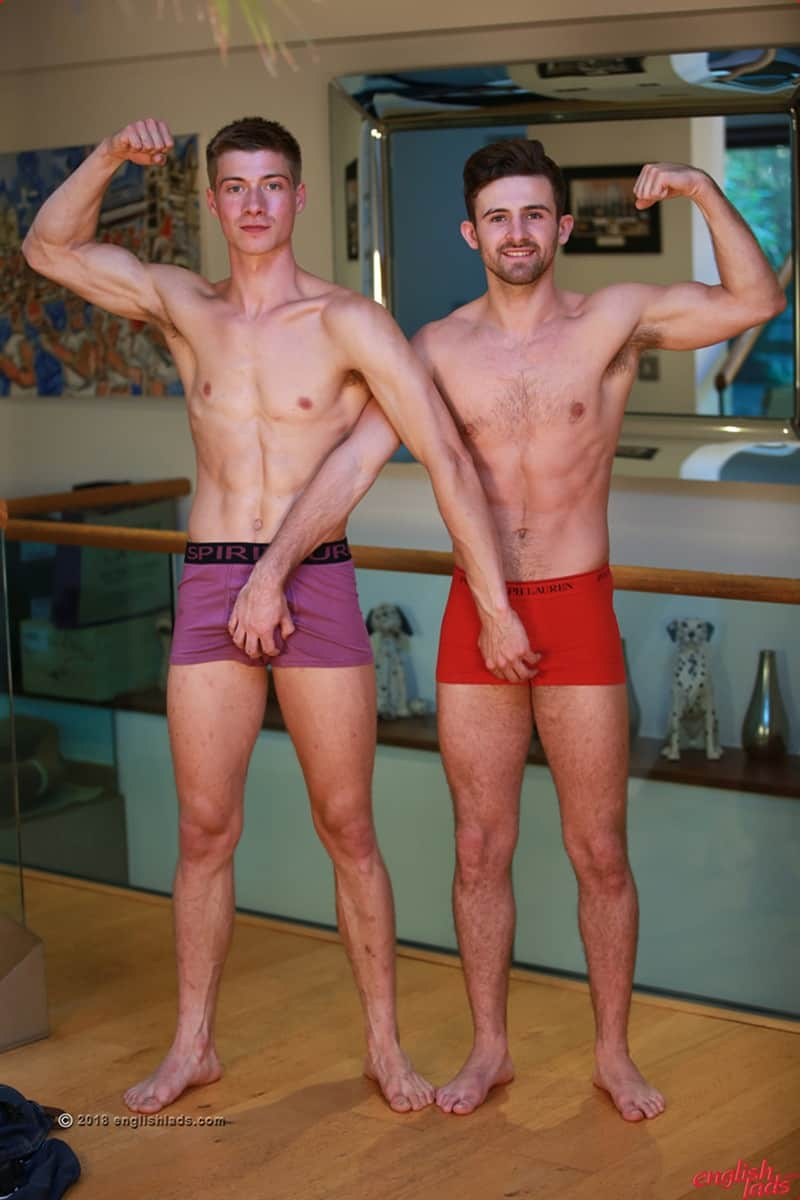 Men for Men Blog Henry-Kane-Ryan-Kent-sexy-straight-hunks-blowing-huge-uncut-dicks-foreskin-EnglishLads-017-gay-porn-pictures-gallery Straight dudes Henry Kane and Ryan Kent strip and wank each others' cocks before trying to give each other blowjobs English Lads