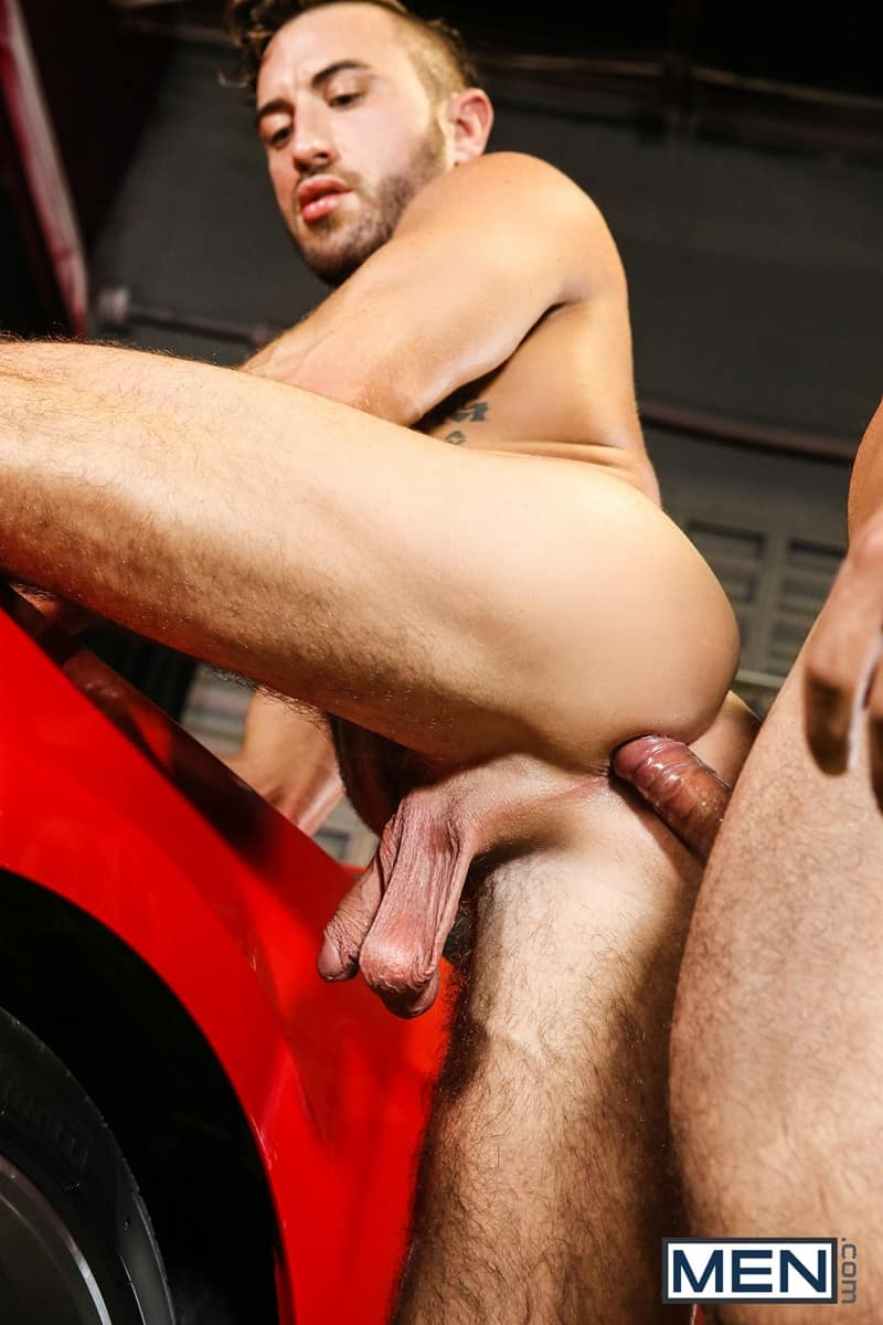 Men for Men Blog Vadim-Black-Grant-Ryan-strip-nude-sexy-dudes-sucking-huge-cocks-off-Men-012-gay-porn-pictures-gallery Vadim Black and Grant Ryan strip out of their leather driving gear sucking each other's huge cocks off Men