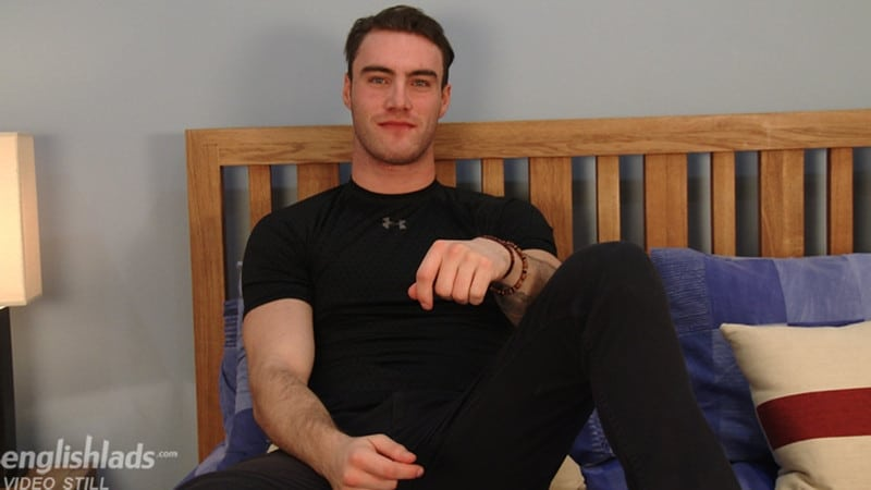 Men for Men Blog Blake-Hurd-hairy-chest-muscle-naked-hunk-big-uncut-cock-foreskin-EnglishLads-002-gay-porn-pictures-gallery Hairy chested young British stud Blake Hurd strips nude and wanks his huge uncut cock English Lads