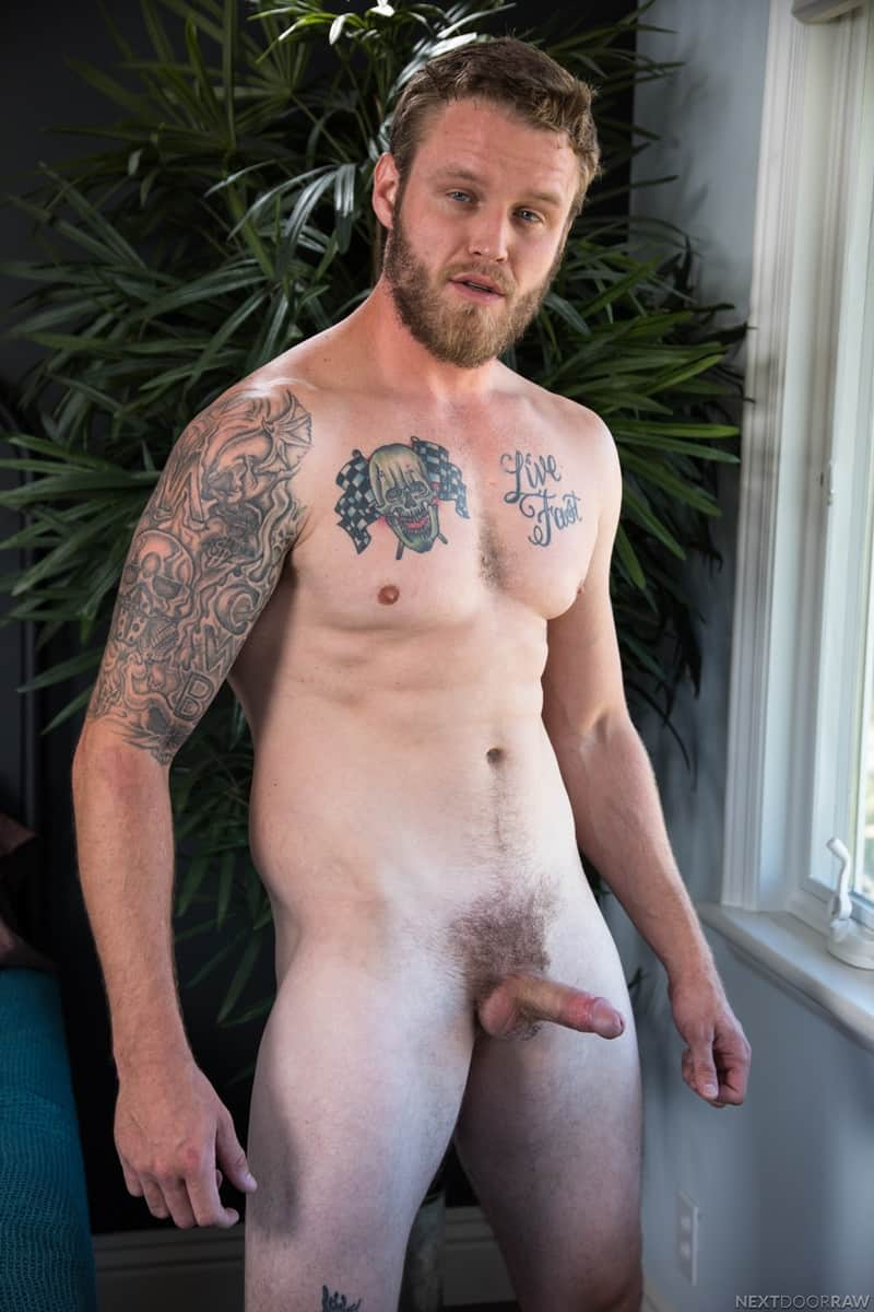 Men for Men Blog Seth-Knight-Shawn-Reeve-dildo-assplay-ass-hole-anal-fucking-cocksucker-NextDoorStudios-005-gay-porn-pictures-gallery Seth Knight lubes up the dildo thrusts it deep into Shawn Reeve's hole Next Door World