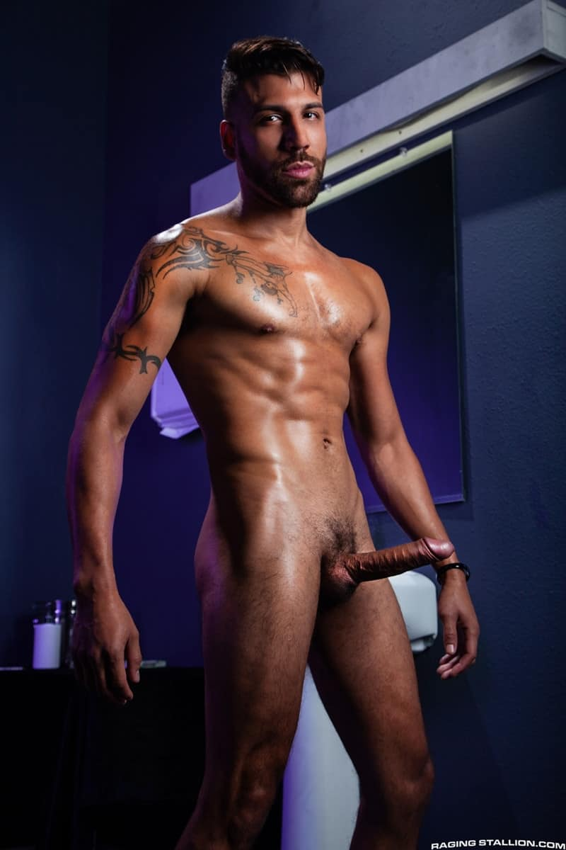 Men for Men Blog FX-Rios-Trent-King-hardcore-huge-cock-bubble-butt-ass-anal-fucking-RagingStallion-004-gay-porn-pics-gallery FX Rios slams his huge cock deep into Trent King's bubble ass Raging Stallion