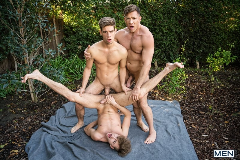 Men for Men Blog Bruce-Beckham-Michael-Del-Ray-Zander-Lane-threesome-anal-big-cock-fuck-smooth-asshole-Men-023-gay-porn-pics-gallery Bruce Beckham and Michael Del Ray fuck Zander Lane's smooth asshole Men