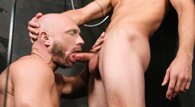 Justin Matthews and Killian Knox hot big dick sucking and ass fucking orgy