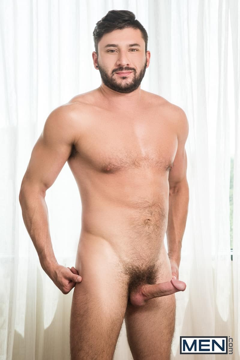 Men-Sexy-young-dude-Kaleb-Stryker-hot-smooth-asshole-rimmed-Scott-DeMarco-tongue-007-FitYoungMen-Young-stud-Paolo-Ferrari-ripped-body-big-uncut-dick
