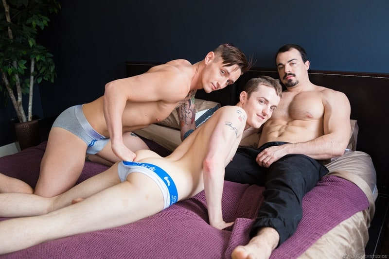 NextDoorBuddies-Hardcore-ass-fucking-threesome-Lance-Ford-Dominic-Green-Alex-James-big-cock-anal-007-Gay-Porn-Pics