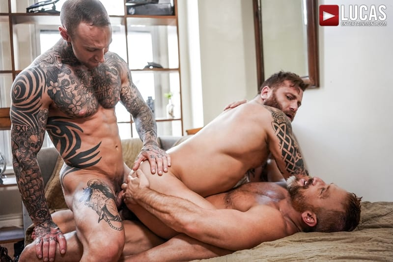Riley-Mitchel-services-his-bosses-Dylan-James-and-Dirk-Caber-LucasEntertainment-019-Gay-Porn-Pics