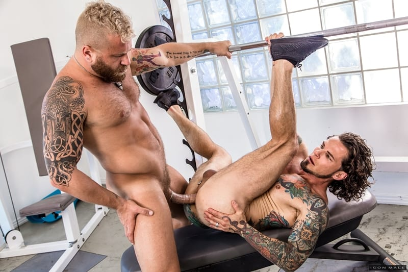 IconMale-Tattooed-young-stud-Archer-Croft-hot-ass-fucked-hard-older-muscle-guy-Riley-Mitchell-huge-cock-014-Gay-Porn-Pics