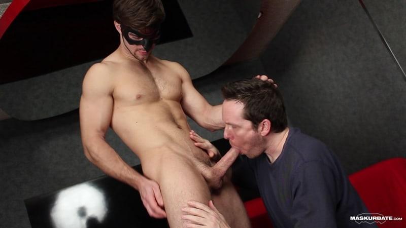 Maskurbate-Pascal-worships-sexy-masked-muscle-dude-Gabriel-Clark-sucking-big-dick-Maskurbate-007-Gay-Porn-Pics