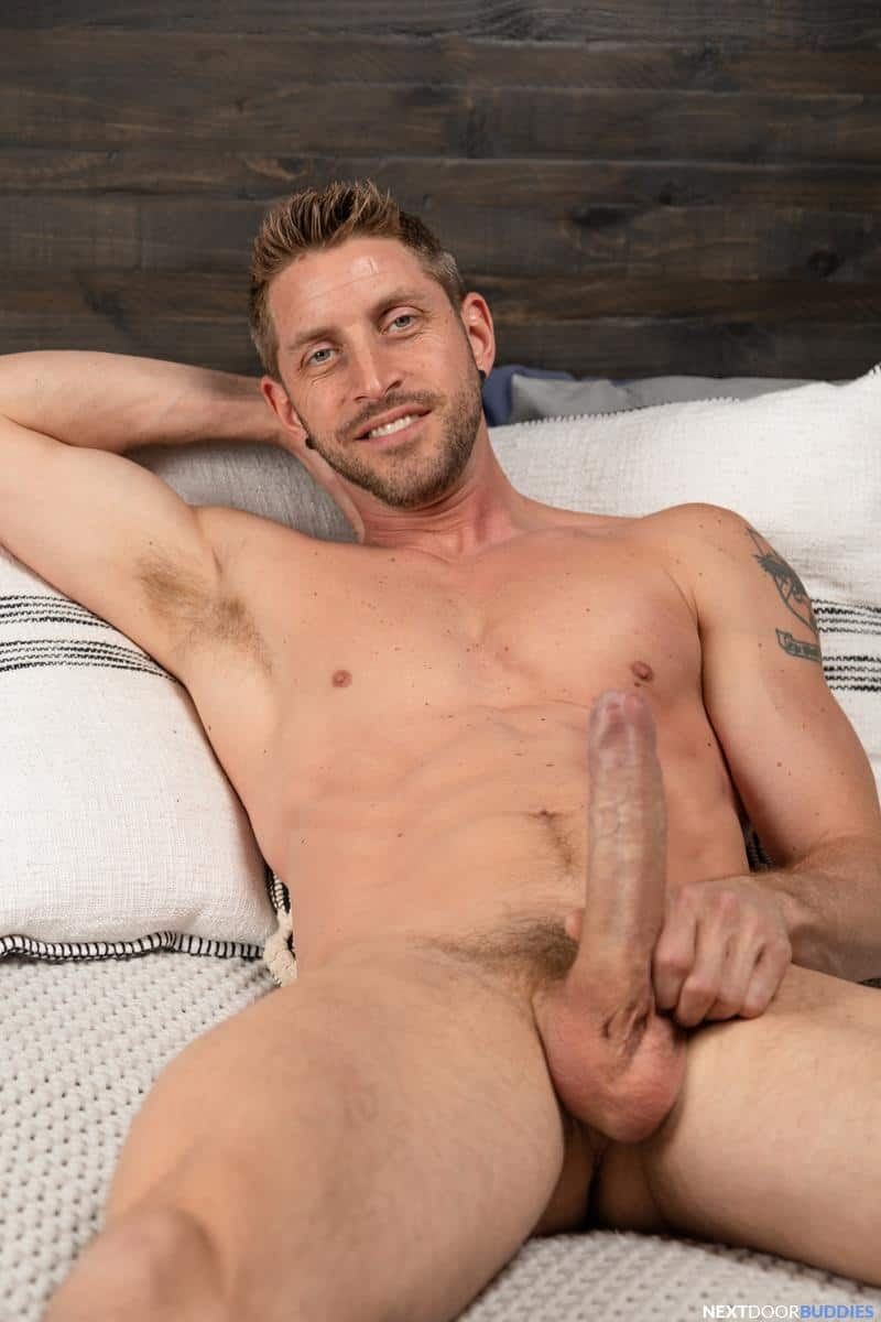 Hot muscle dude Johnny Ford hot asshole bareback fucked young stud Kyle Wyncrest huge dick 5 gay porn pics - Hot muscle dude Johnny Ford's hot asshole fucked by young stud Kyle Wyncrest's huge dick